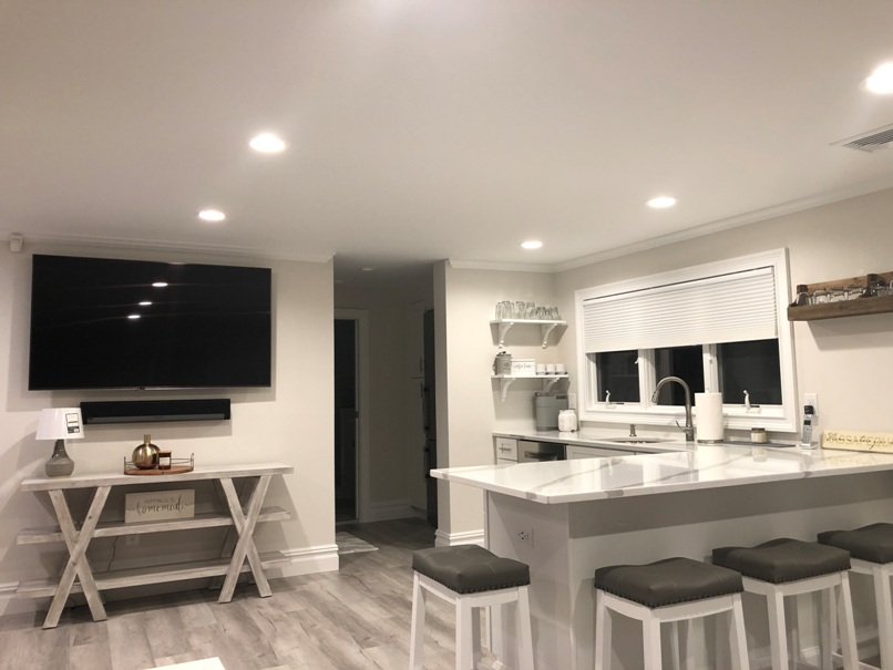 basement remodeling services for your home