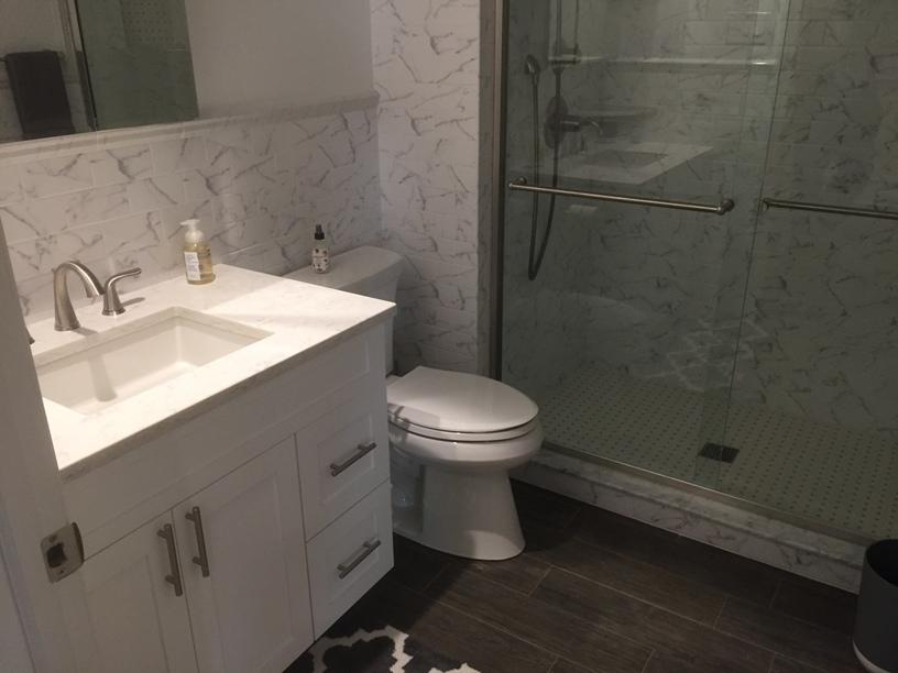 remodeling your basement bathroom