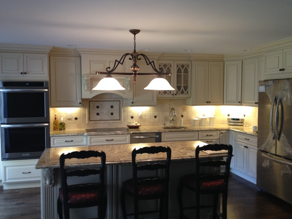 residential kitchen remodeling and installations