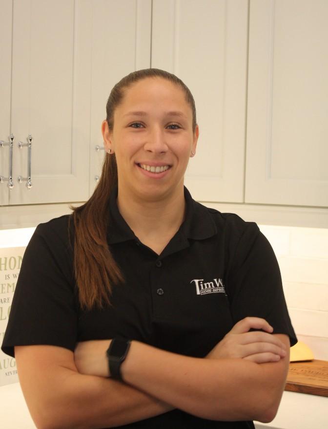 Samantha Martinez, Kitchen/Bath Designer