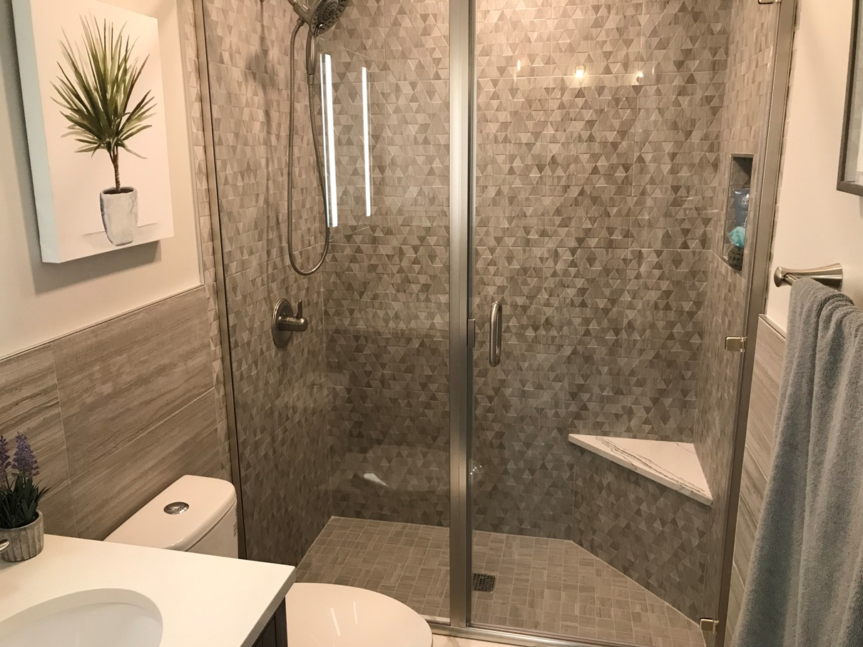 new bathroom remodeling services