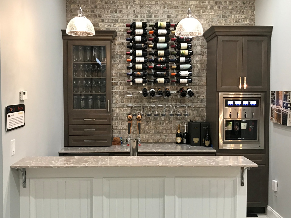 home remodeling services new bar